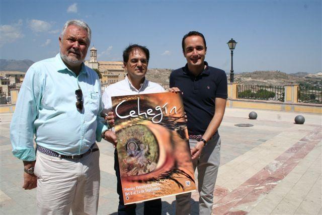La devoción de Cehegín a la Virgen de las Maravillas protagoniza el cartel anunciador de las Fiestas Patronales 2014