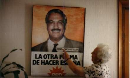 Pedro García-Esteller (el primer alcalde de la democracia en Caravaca)