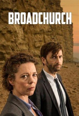 Morir en la orilla: Broadchurch