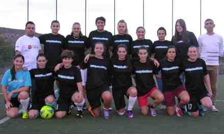 El primer equipo femenino del Noroeste: el Atlético Noroeste Féminas entrena y juega en Caravaca pero lo forman chicas de toda la comarca