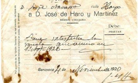 Epidemias en Caravaca a finales del S. XIX