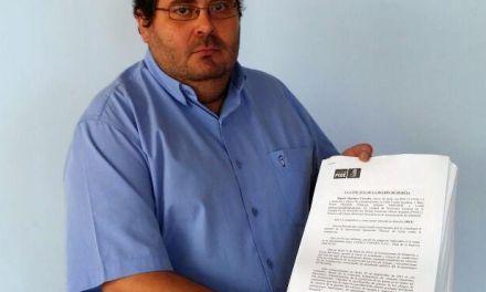 El PSOE de Moratalla lleva ante la Fiscalía el proceso de privatización de alumbrado público