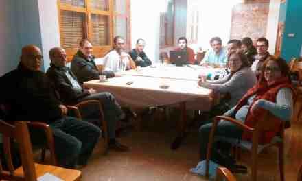 Reunión en Cehegín de la Coordinadora local de la Plataforma Cuenca del Segura Libre de Fracking