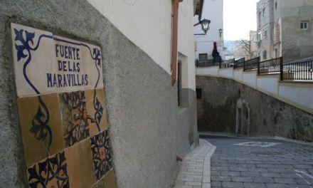 El Ayuntamiento de Cehegín mejora el casco antiguo con el acondicionamiento de las traseras de la Plaza Vieja