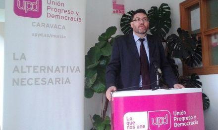 UPyD Caravaca exige la inmediata dimisión del Concejal de Urbanismo y Teniente  Alcalde, Salvador Gomez por una nueva imputación judicial