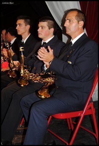 Espectacular concierto de Santa Cecilia de la Asociación Banda de Música de Calasparra