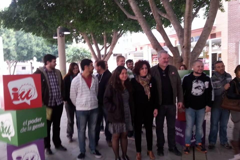 Los cargos públicos municipales de Izquierda Unida hacen llegar al PSOE su desconfianza generada por la ruptura del pacto de Moratalla