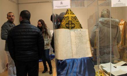 Inaugurada la exposición conmemorativa del 125 aniversario de la imagen de la Virgen de los Dolores en Bullas