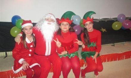 III Gala de Navidad de Gimnasia Rítmica en Moratalla