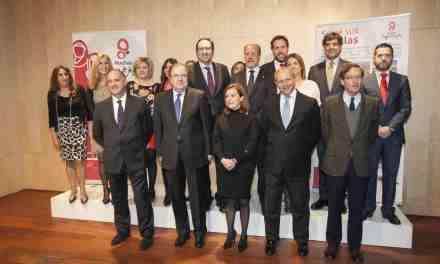 La vicepresidenta del Gobierno mantiene un encuentro con las Ciudades Teresianas