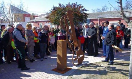 """Inauguran en La Encarnación un monumento en recuerdo de Juan """"El Yescas"""""""