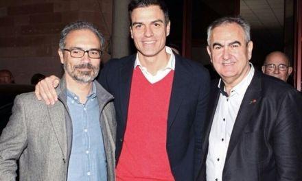 Pedro Sánchez: «Pepe, volveré a Caravaca cuando seas Alcalde»