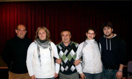 Juan Berbell, candidato de IU-Verdes a la alcaldía de Caravaca