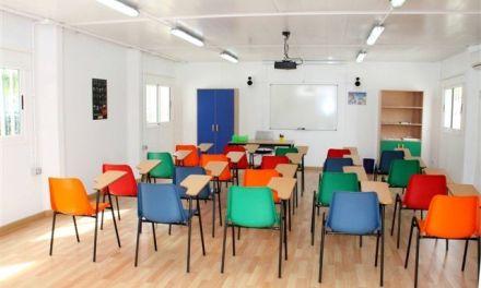 El Parque de Tráfico de Caravaca se completa con un aula para impartir las clases de educación vial
