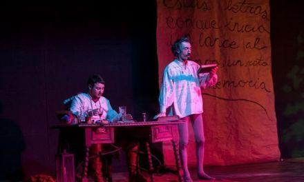 El Grupo de Teatro Alhory estrena La prisión de Dios en el certamen aficionado de Cehegín