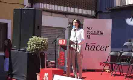 El PSOE de Bullas presenta su candidatura a las elecciones municipales