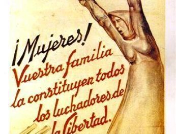 1938. Agrupación de Mujeres Libres