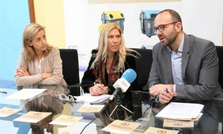 El Ayuntamiento de Caravaca y Ecoembes inician una campaña sobre el reciclaje de envases