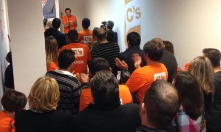 Ciudadanos inaugura su sede en Cehegín