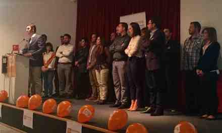 """""""Caravaqueños de a pie que damos el paso porque creemos que hace falta un cambio"""", Ciudadanos Caravaca presenta su candidatura"""