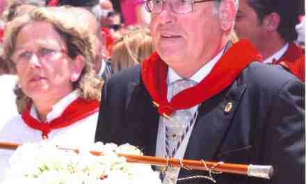 """""""Las fiestas son uno de los mejores escaparates de nuestra ciudad y suponen un autentico reclamo para miles de personas""""  Domingo Aranda, alcalde de Caravaca de la Cruz"""
