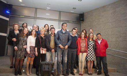 Cientos de personas respaldan la candidatura de José Rafael Rocamora