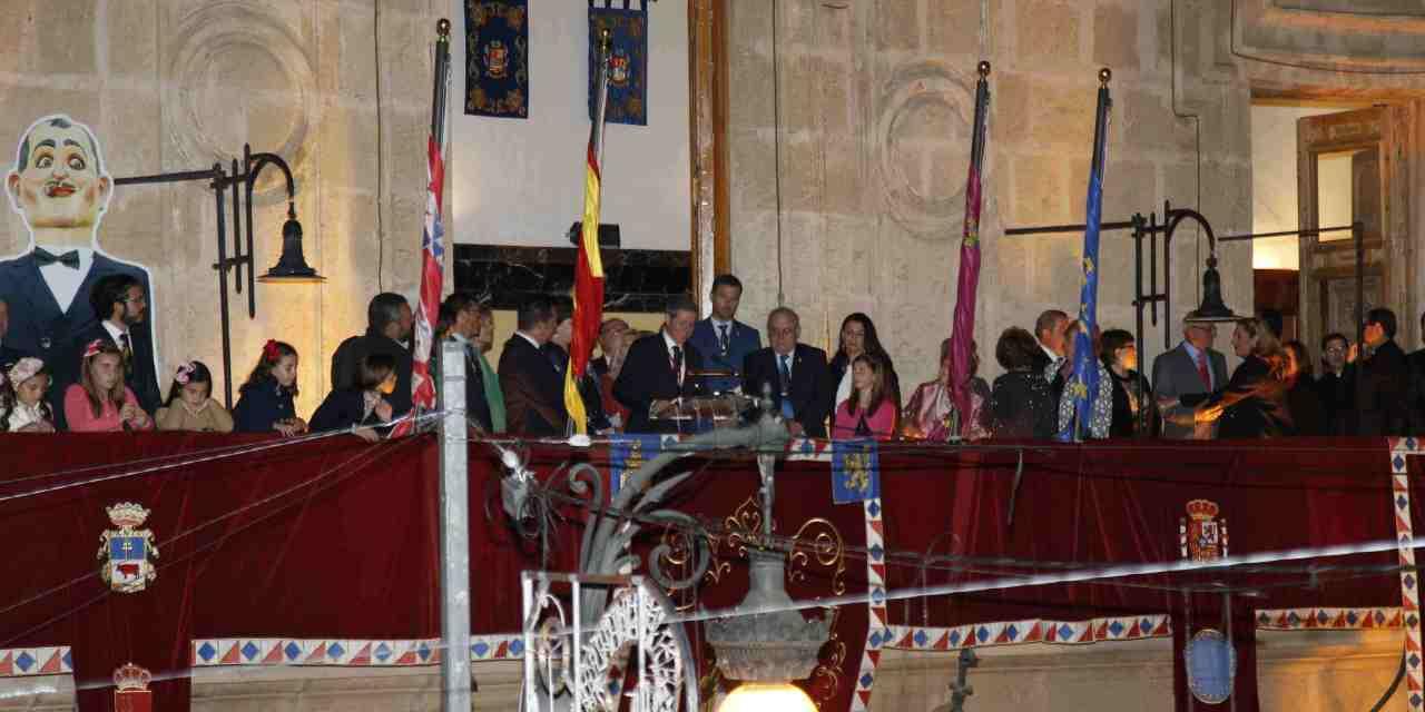Pregón de las Fiestas de Caravaca 2015 a cargo de Juan de Dios ...