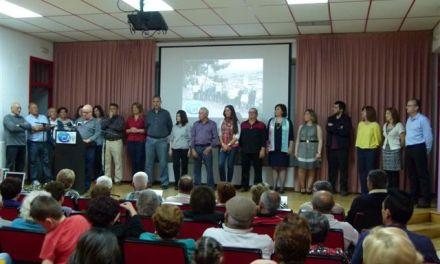 Presentación de Calasparra Viva, encabezada por Alonso Torrente