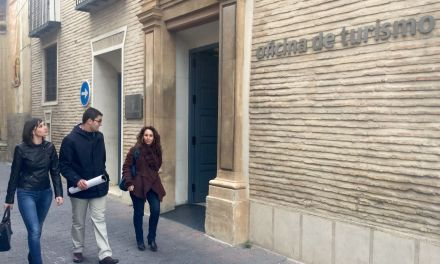 Ciudadanos Caravaca marca como objetivo prioritario recuperar la Calle Mayor para atraer turismo de calidad