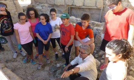 El IES Alquipir inicia su cuarta campaña en el Cerro de Begastri