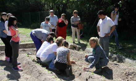 Medio Ambiente en Caravaca realiza actividades ecológicas con los colegios