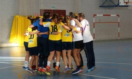 Las chicas del BM Bullense se coronan campeonas de la Copa Federación Infantil