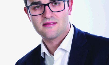 """""""Uno de nuestros máximos empeños es recuperar la cultura del acuerdo en Caravaca"""", José Carlos Gómez, candidato de Ciudadanos a la Alcaldía"""