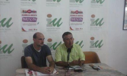 IU-Verdes Caravaca rechaza entrar en el Equipo de gobierno y ofrece una oposición constructiva