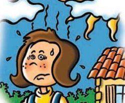La Concejalía de Sanidad de Bullas recuerda las medidas de carácter general en situaciones de altas temperaturas excesivas