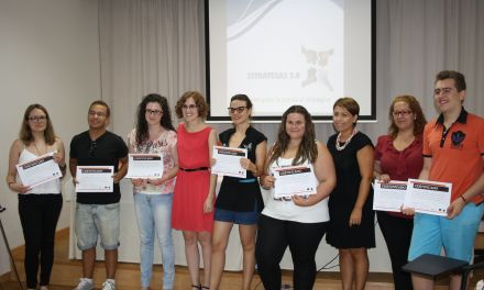 El alumnado del curso Programa de Empleo Joven de Cehegin obtiene su diploma