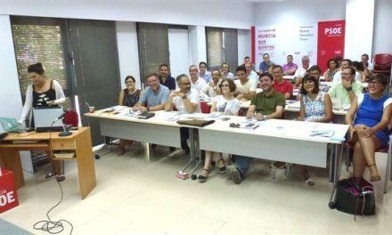 Los alcaldes y alcaldesas del PSOE harán públicas sus agendas para que cualquier persona pueda conocer su actividad