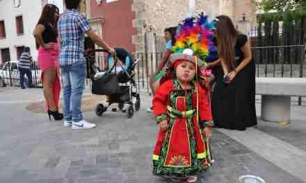 Los fieles honran en Caravaca a la Virgen de la Urkupiña