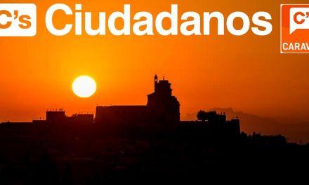 Ciudadanos Caravaca apuesta por mejorar la recaudación municipal dotando de más medios a la Oficina Liquidadora