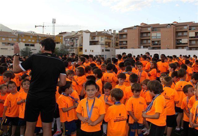 El Ayuntamiento de Caravaca lanza la oferta de Escuelas Deportivas con 16 disciplinas, dos de ellas para niños con discapacidad