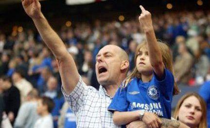 Papá, mamá … qué no hacer en fútbol base