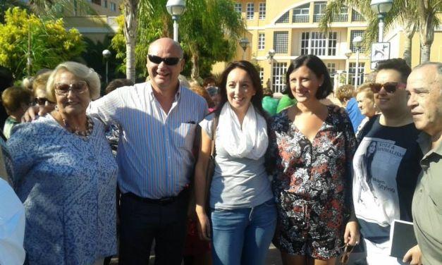 Hermanados los clubes de pensionistas de Bullas y Villajoyosa