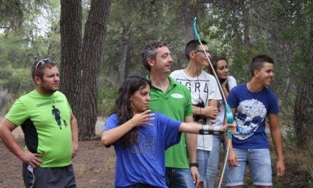 """El Alcalde de Cehegín inaugura  el  Parque de Turismo Activo """"Coto de las Maravillas"""""""