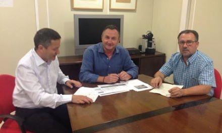 Juan Soria asegura tener el compromiso de que el Gobierno mantendrá las dos líneas de Infantil  del Juana Rodríguez de Moratalla