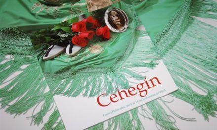 El libro de las Fiestas Patronales de Cehegín 2015 ya está a la venta