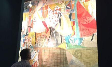 El ceheginero Nicolás de Maya, entre los 19 artistas que reinterpretan el pasado medieval de Murcia en MedievArte