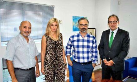 El Ayuntamiento de Caravaca y la UNED buscan vías para resolver las diferencias económicas entre la universidad y el anterior equipo de Gobierno