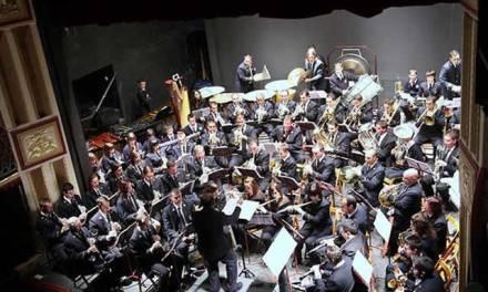 """La Agrupación musical """"Caravaca de la Cruz», festero 2016"""