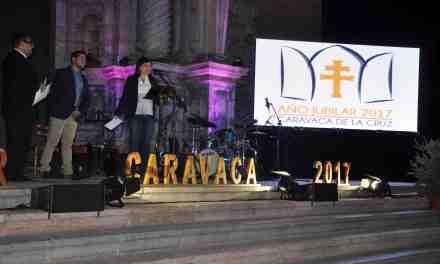 Caravaca conoce el logotipo que identificará su Año Santo 2017
