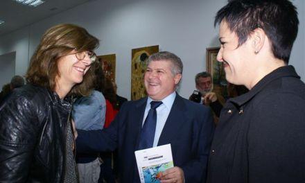 Una colección de dibujos de José María Párraga se expone en Calasparra dentro del proyecto 'Itinerarios' de Cultura